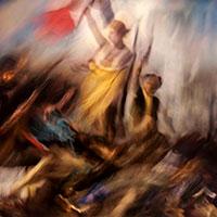 Georges Poncet - Sfumato La Liberté