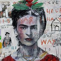 Troy Henriksen - Frida Khalo