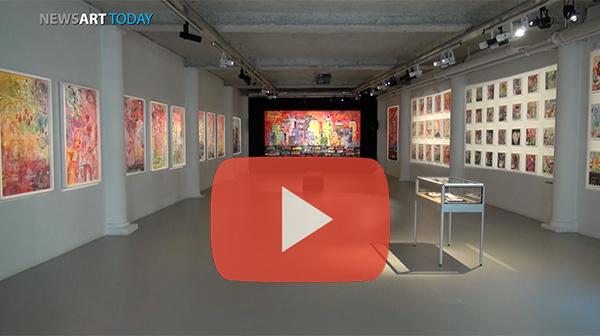 Vidéo de News Art Today sur Troy Henriksen