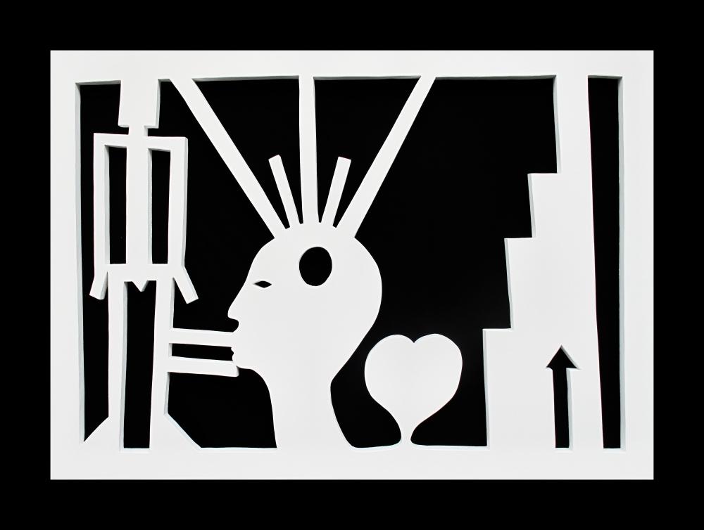 Bernard Quentin - Homme = pensée, amour et création