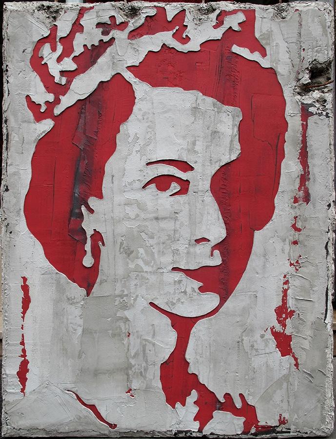 Pierre Auville - Queen Elizabeth