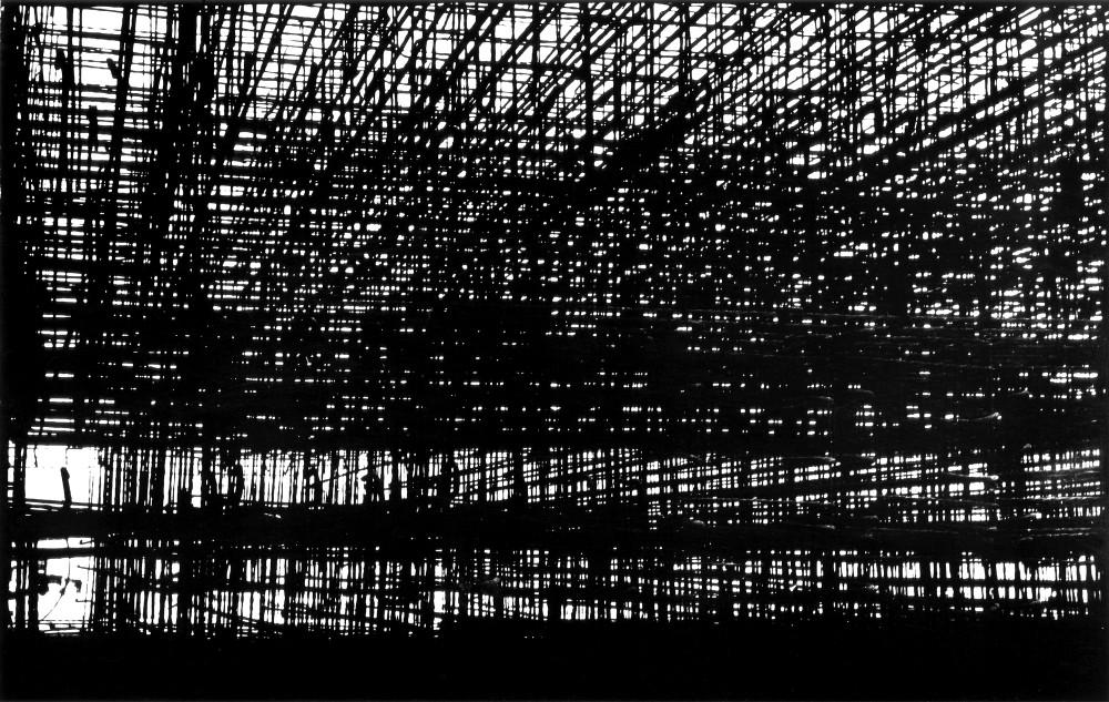 Jean-Claude Gautrand - Métapolis - Construction du périphérique de Paris