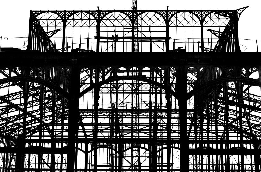 Jean-Claude Gautrand - Reconstruction du Pavillon Baltard