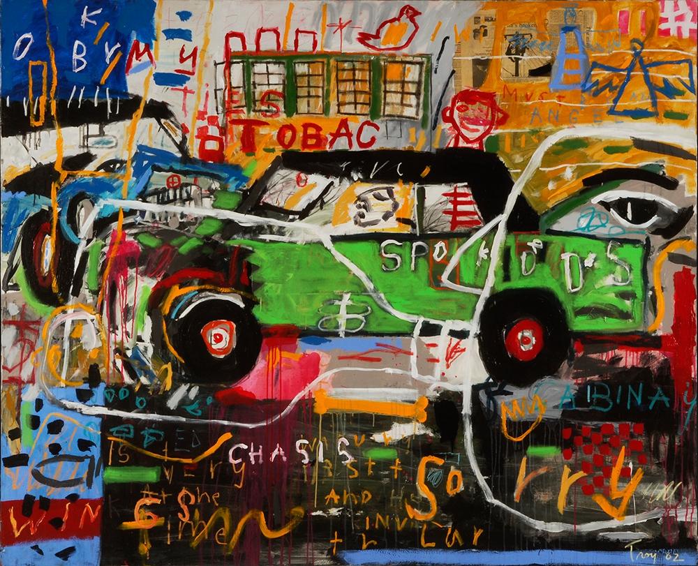 Troy Henriksen - Car Crash