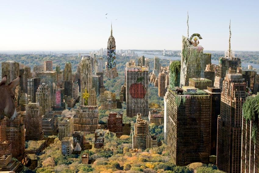Chris Morin-Eitner - New York, Manhattan Global Park
