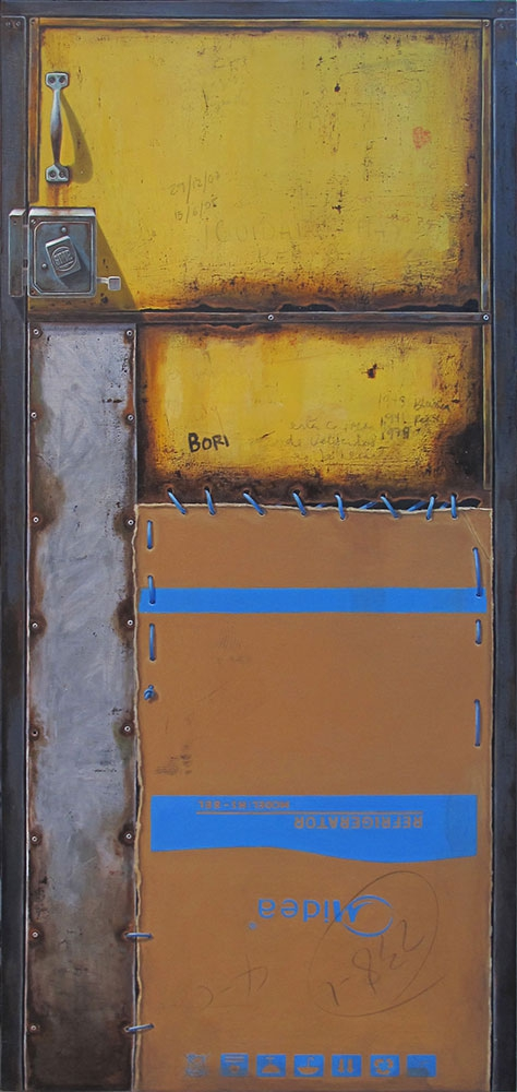 Tony Jimenez - Refrigerator