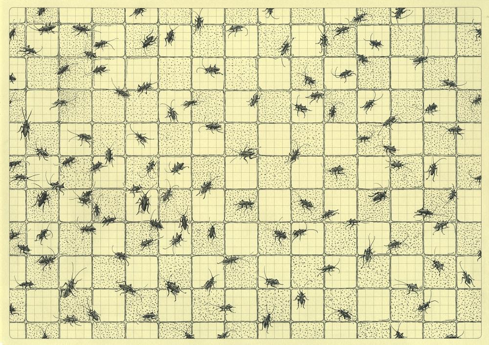 Antoine Desailly - Sans Titre