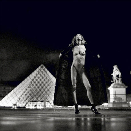Véronique Vial - La Pyramide du Louvre