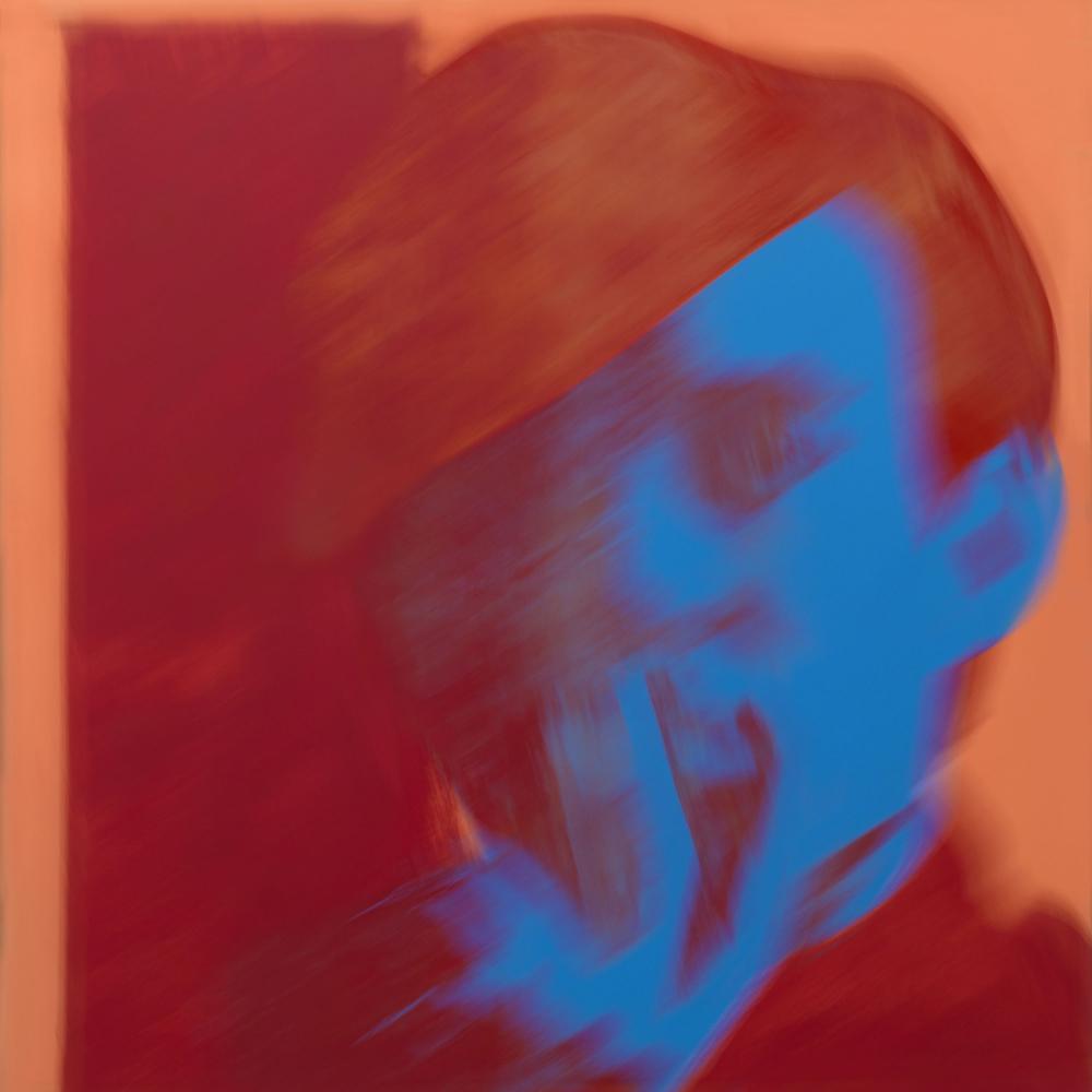 Georges Poncet - Sfumato - Le Visage Bleu