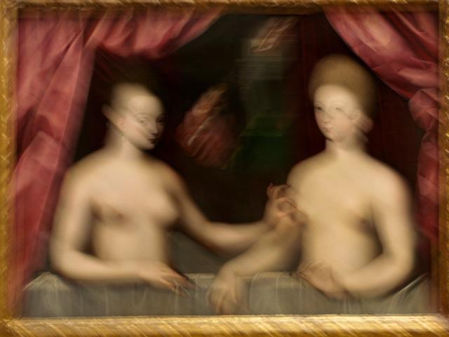 Georges Poncet - Sfumato - Les deux sœurs