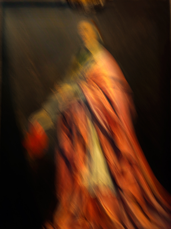 Georges Poncet - Sfumato - Le Cardinal