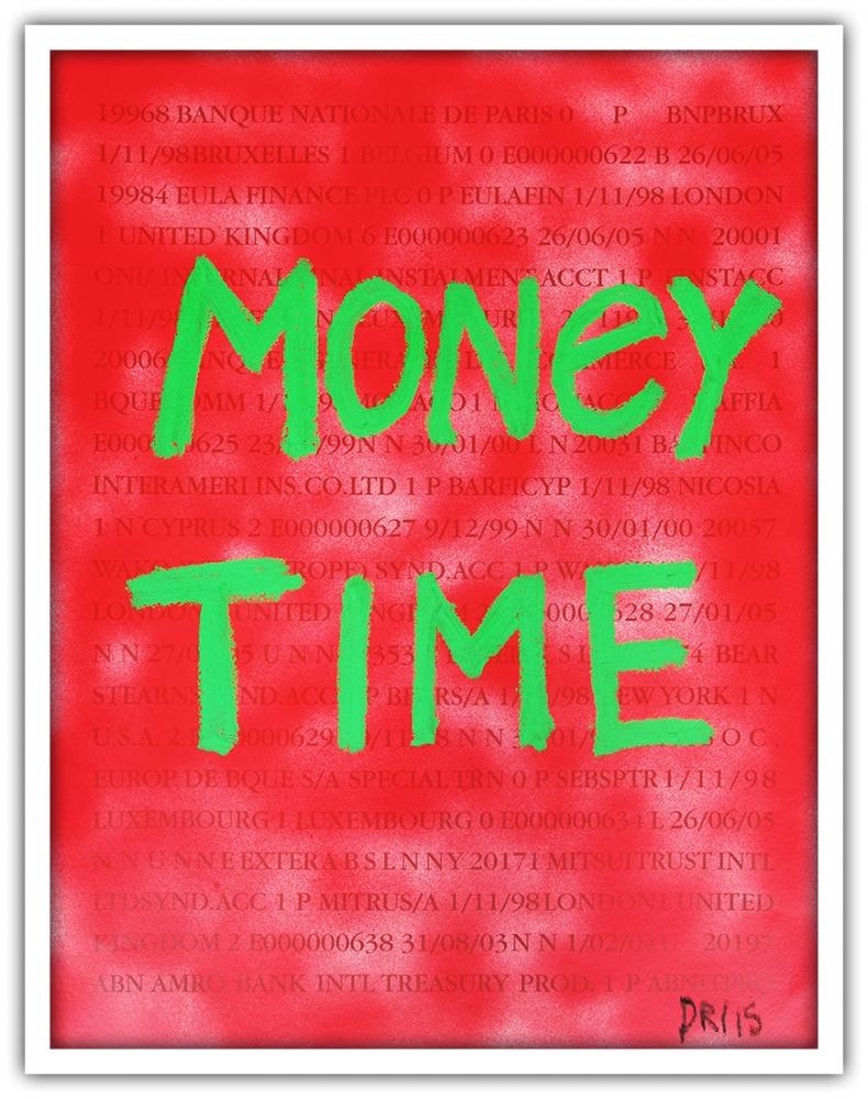 Denis Robert - Money Time