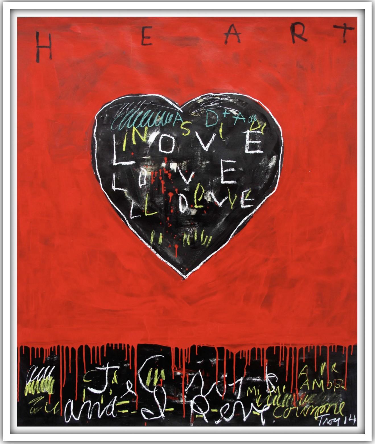 Troy Henriksen - Heart Love Love Love
