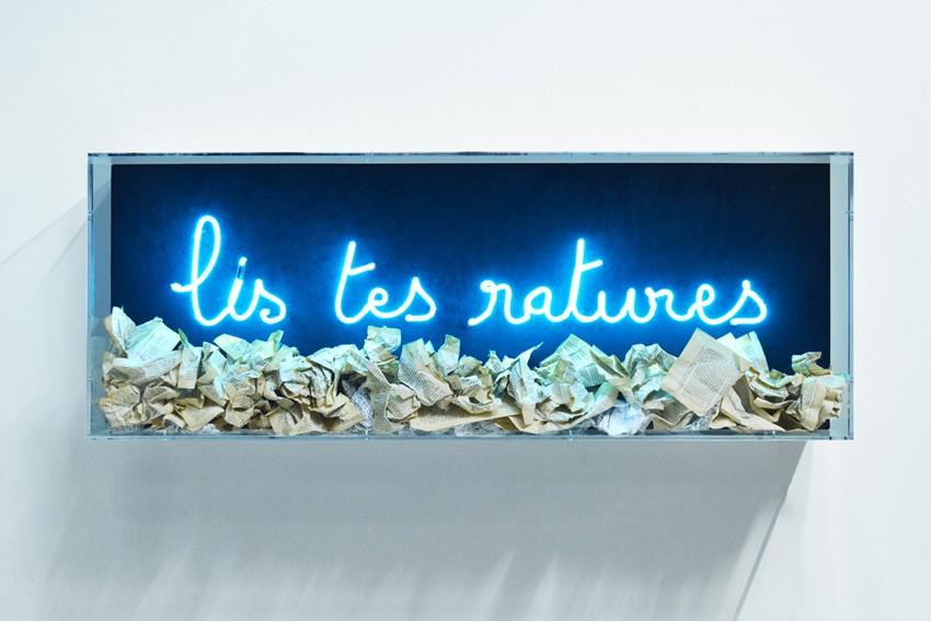 Fabien Chalon - Lis tes ratures