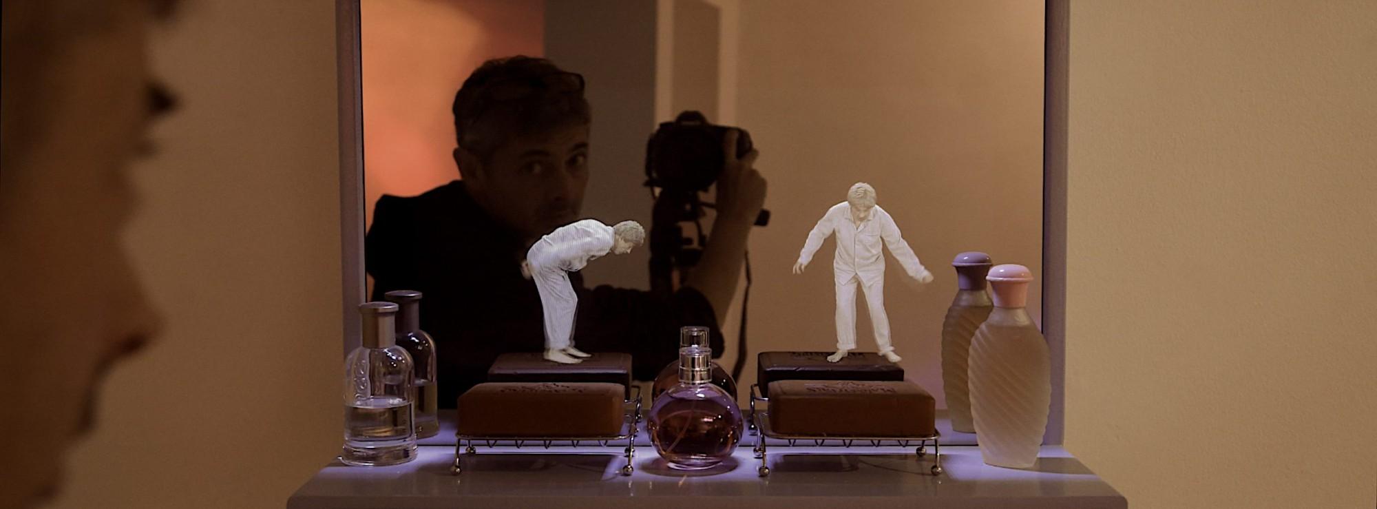 Pierrick Sorin - Chorégraphie au savon