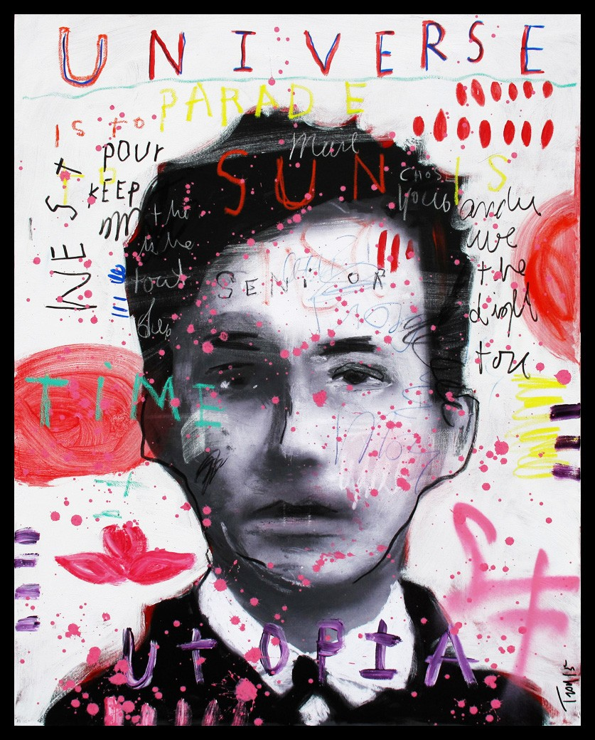 Troy Henriksen - Self Portrait Universe