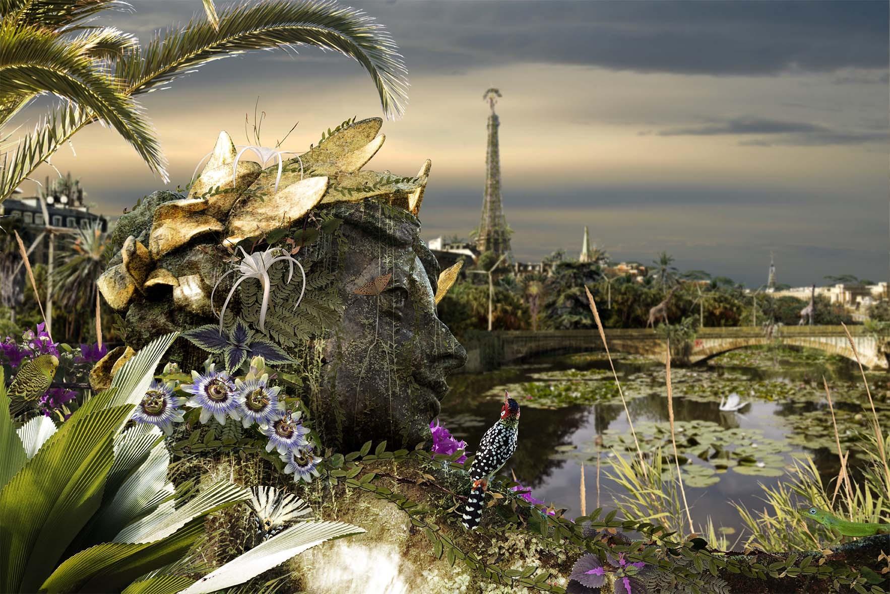Chris Morin-Eitner - Paris Pont Alexandre 3 Only Grace Left Alive