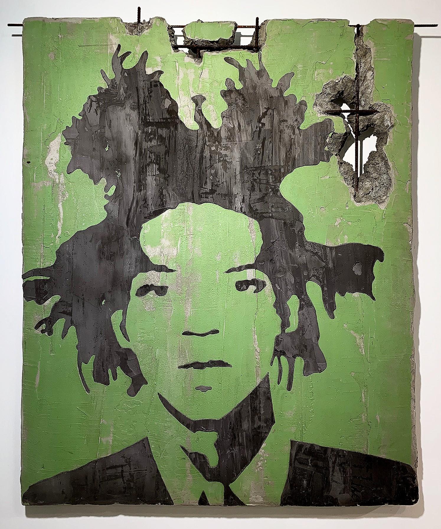 Pierre Auville - Jean-Michel Basquiat