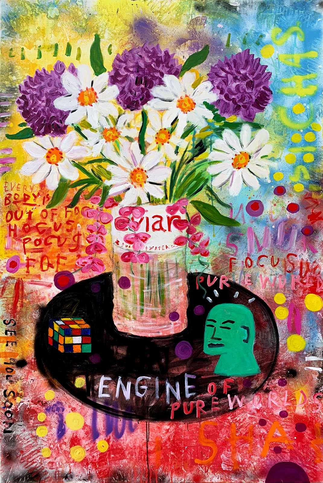 Troy Henriksen - The Engine Of A Pure World
