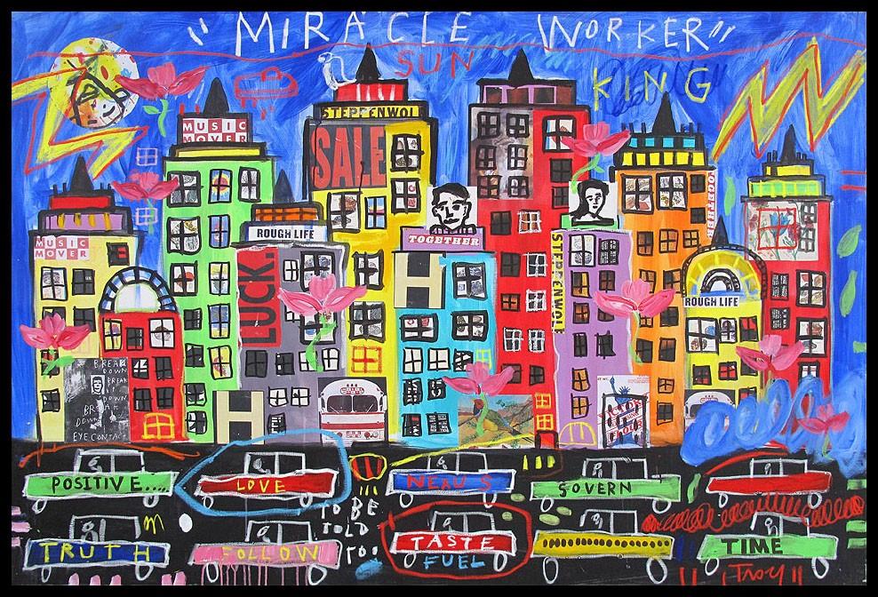 Troy Henriksen - Miracle Worker