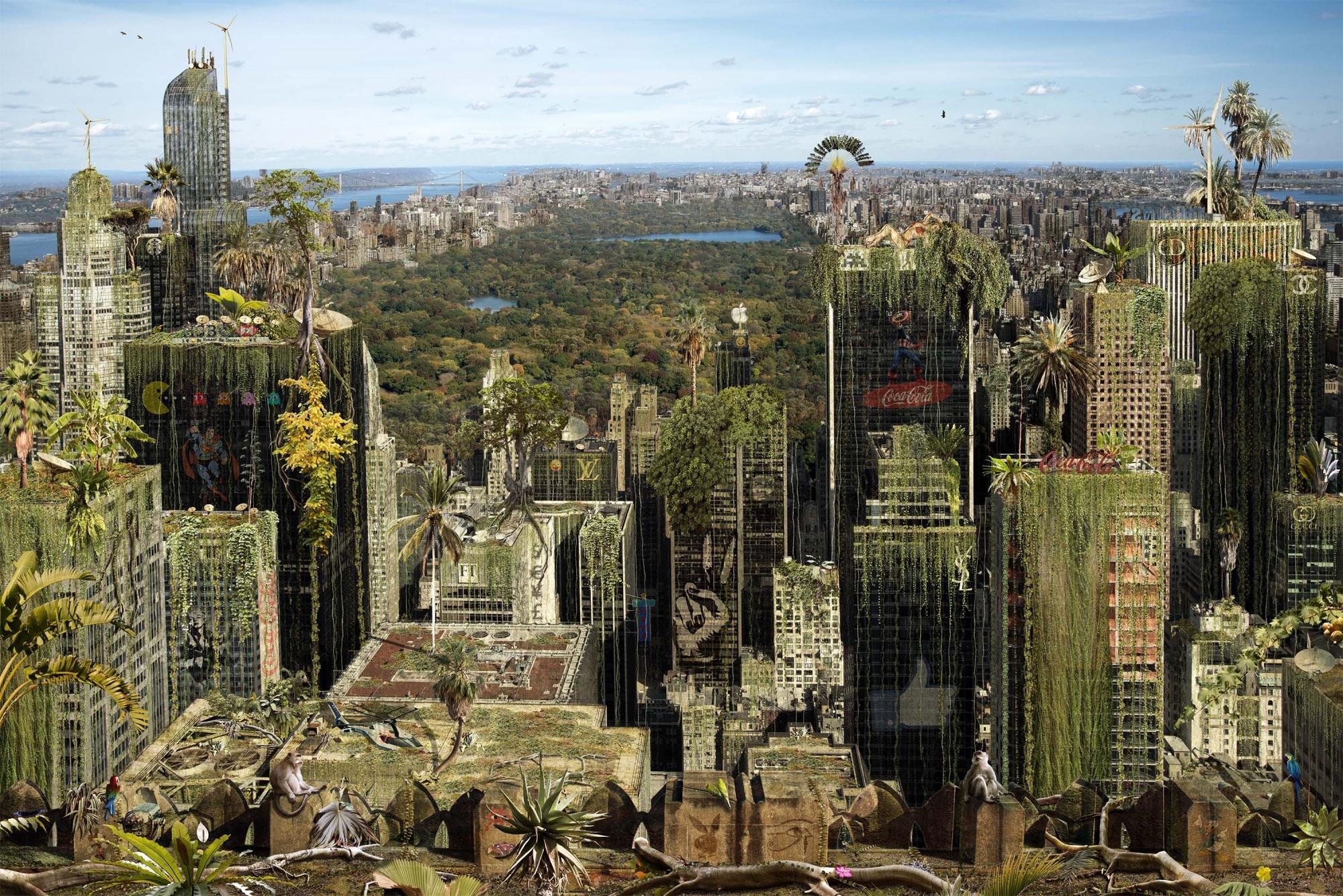 Chris Morin-Eitner - New York Luxe calme et volupté
