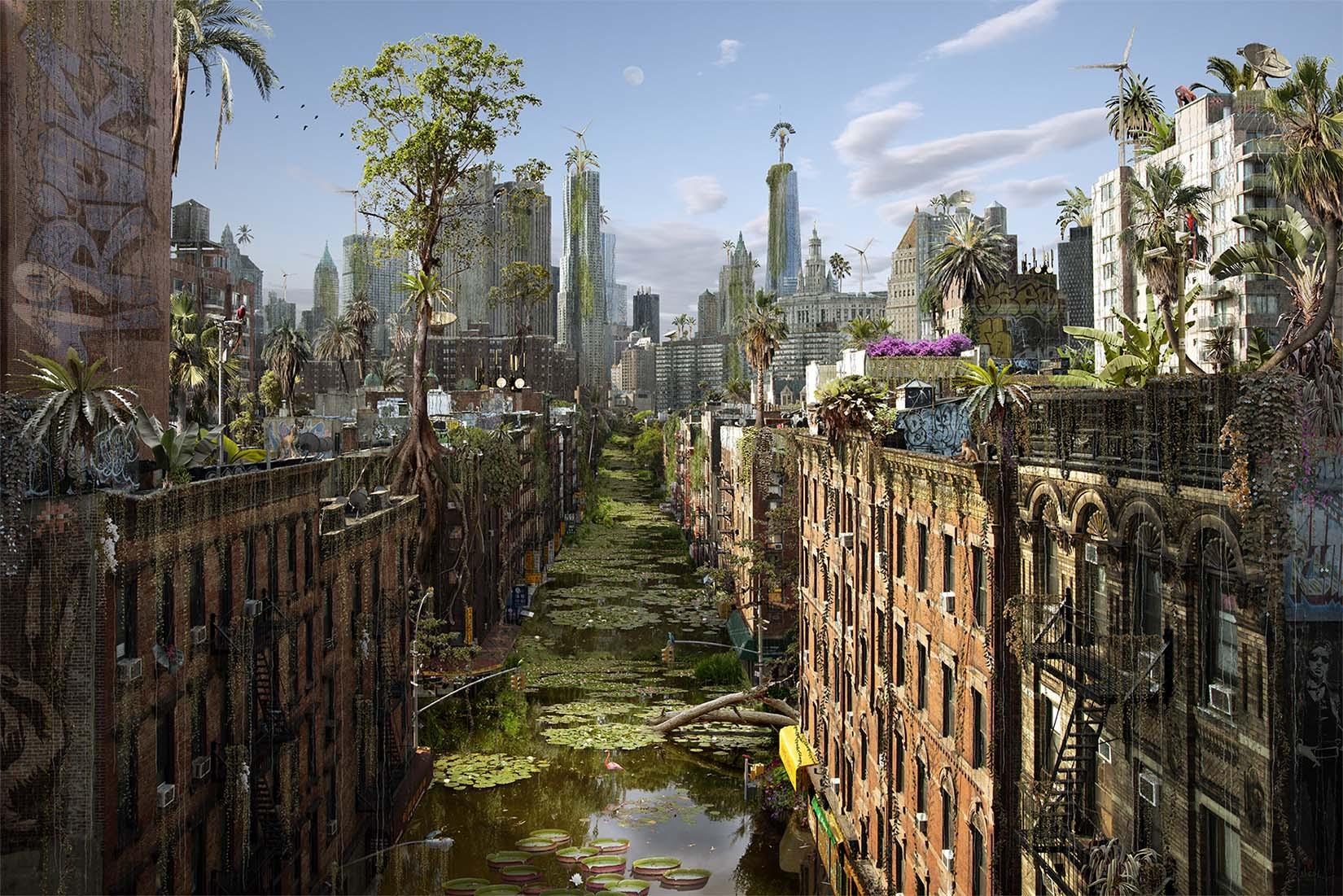 Chris Morin-Eitner - New York Green Carpet Avenue