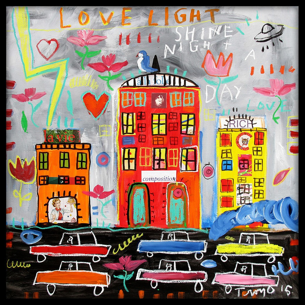 Troy Henriksen - Love light