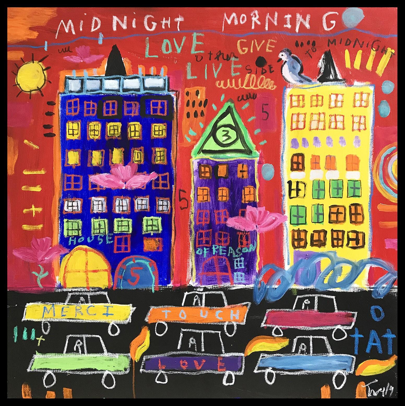 Troy Henriksen - Midnight morning
