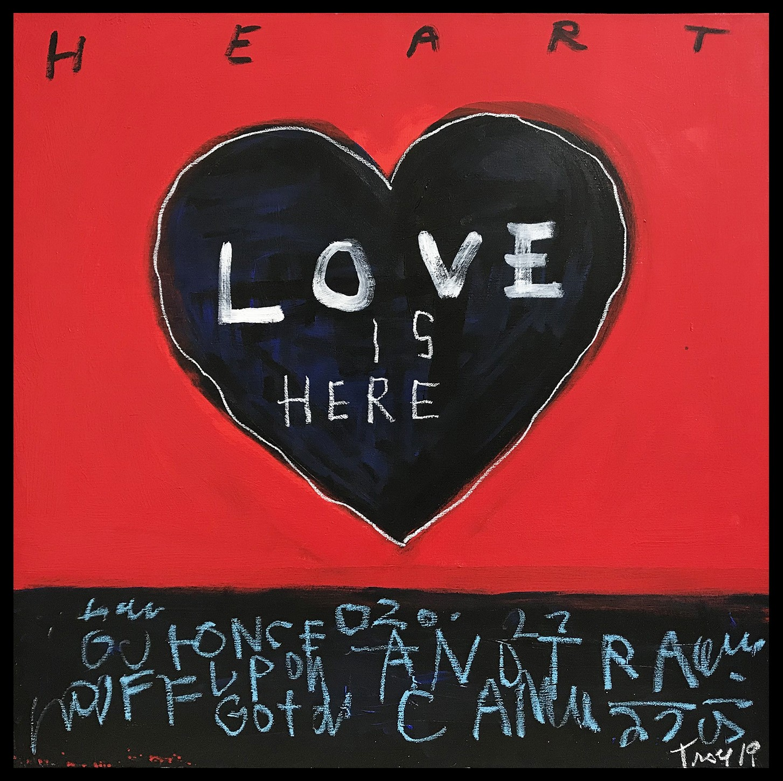 Troy Henriksen - Heart - Love is here