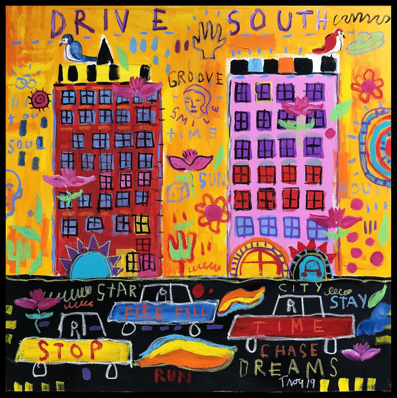 Troy Henriksen - Drive south