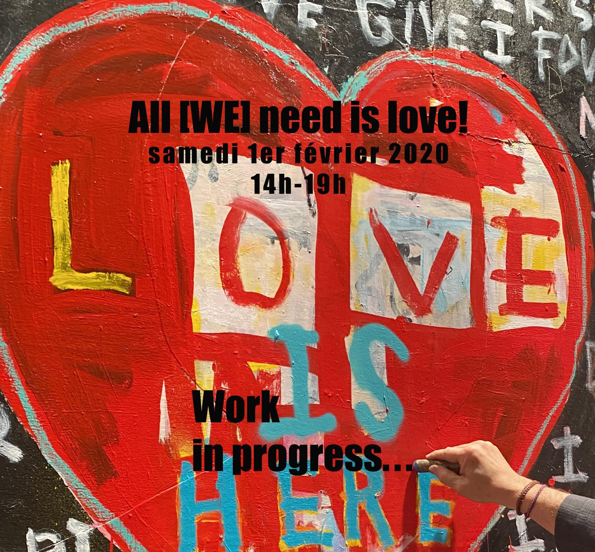 Troy Henriksen - All we need is love _ L