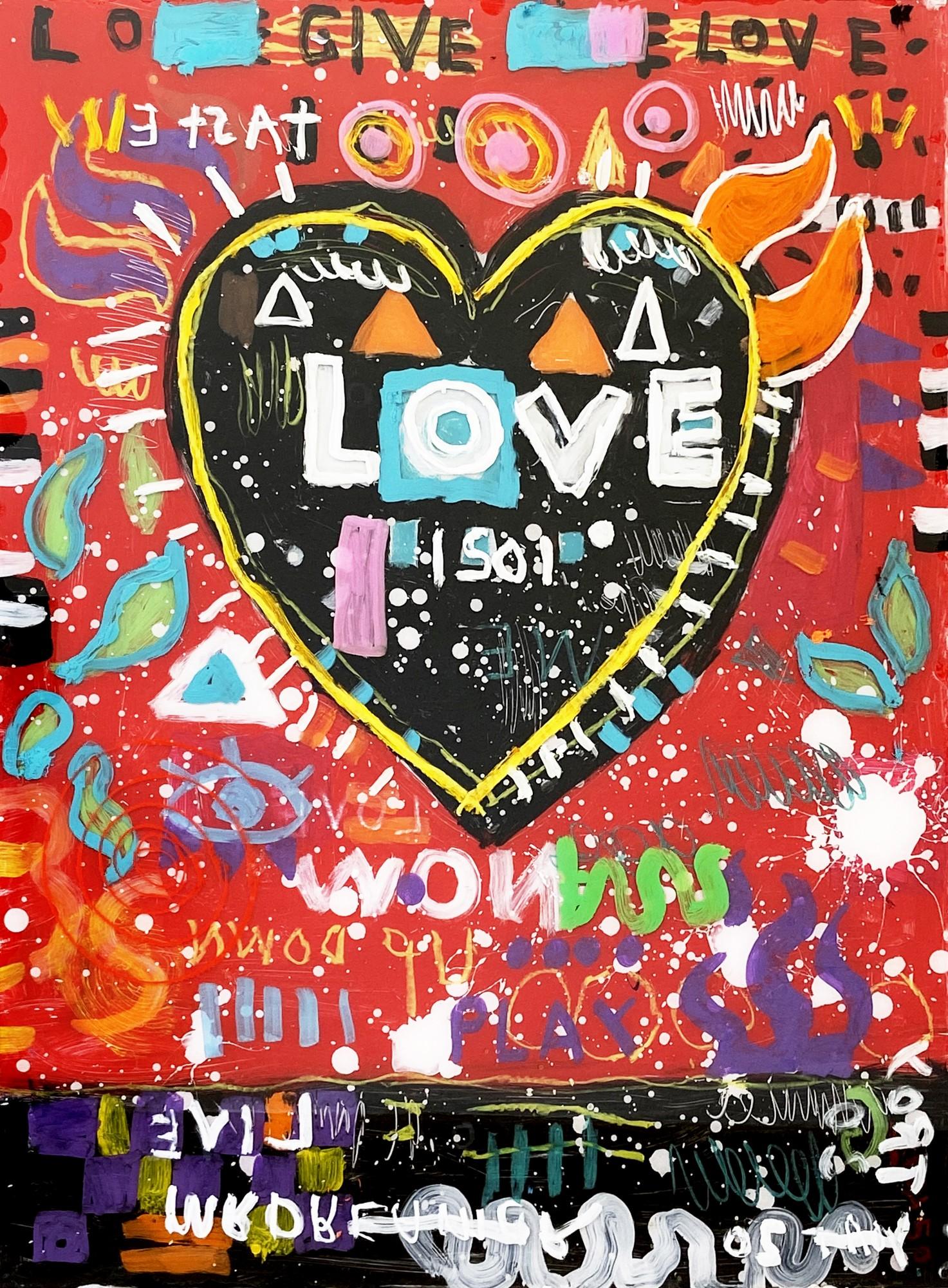 Troy Henriksen - Give love