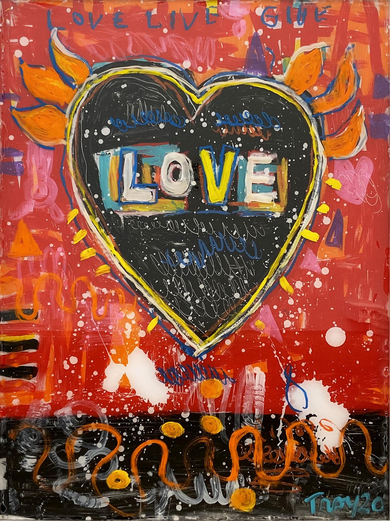 Troy Henriksen - Love live