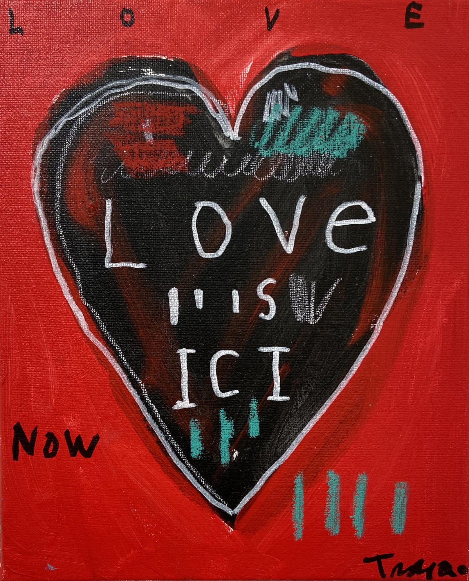Troy Henriksen - Love is ici