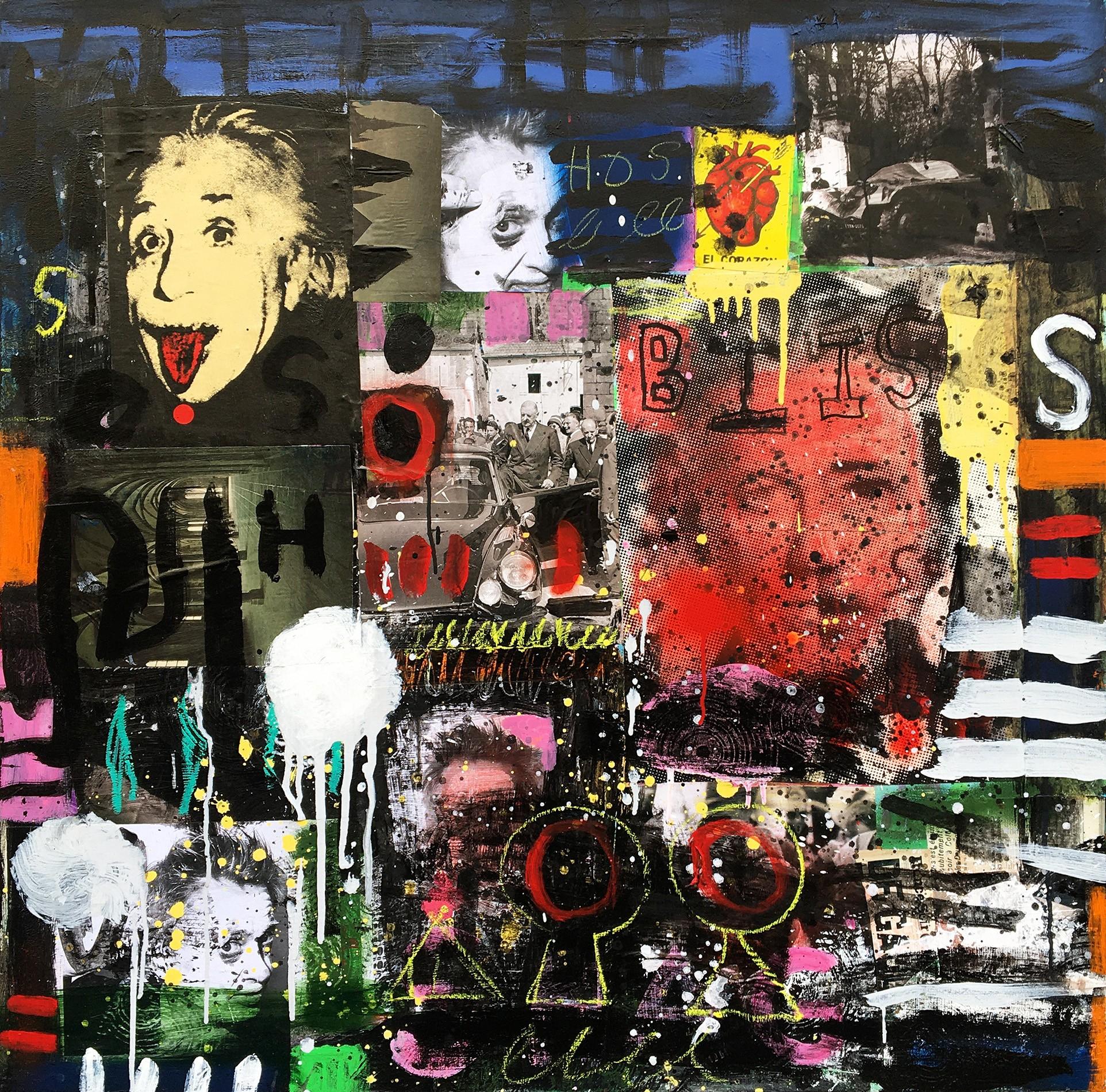 Troy Henriksen - Still thinking of an Einstein and me