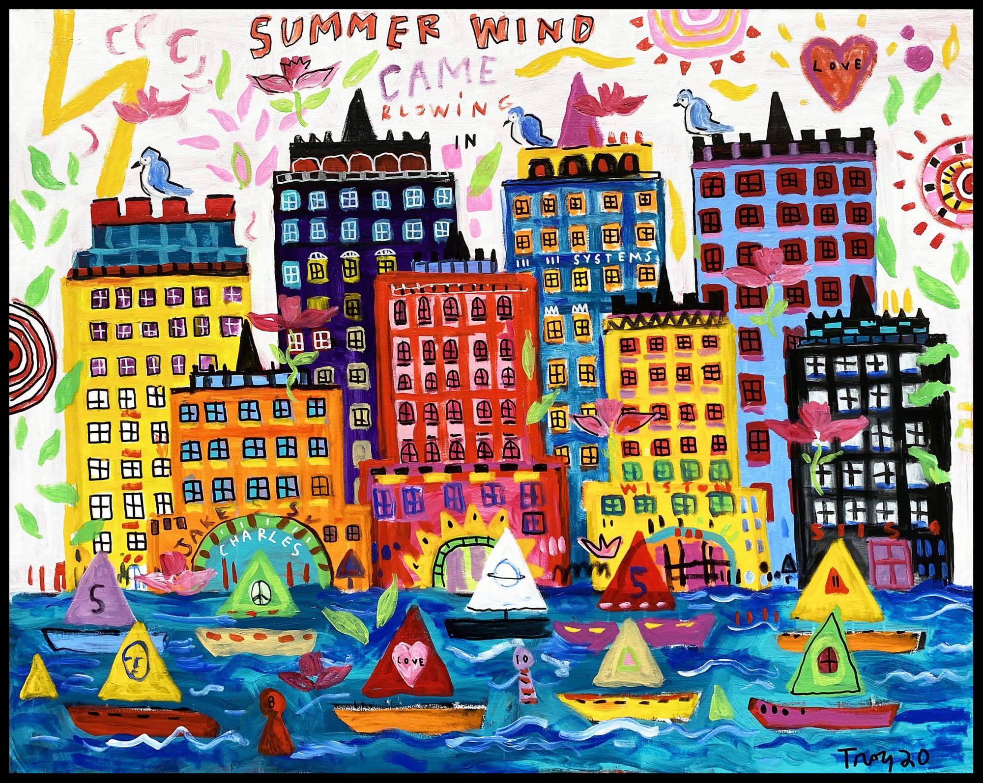 Troy Henriksen - Summer wind