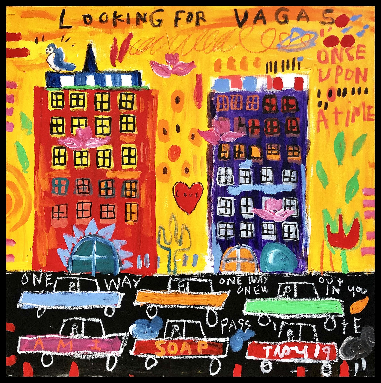 Troy Henriksen - Looking for Vagas