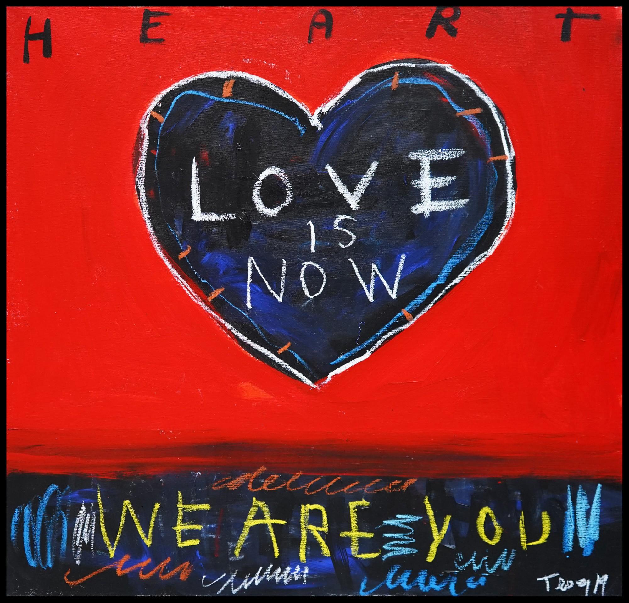 Troy Henriksen - Love is now