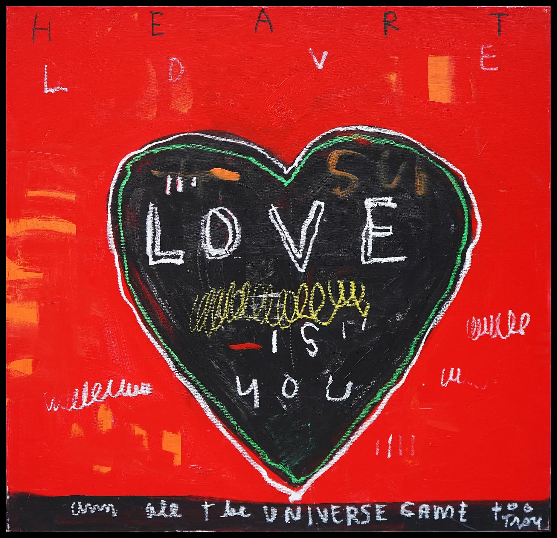 Troy Henriksen - Love is you