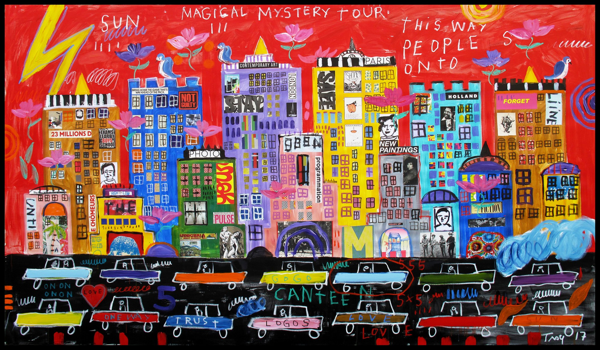 Troy Henriksen - Magical mystery tour