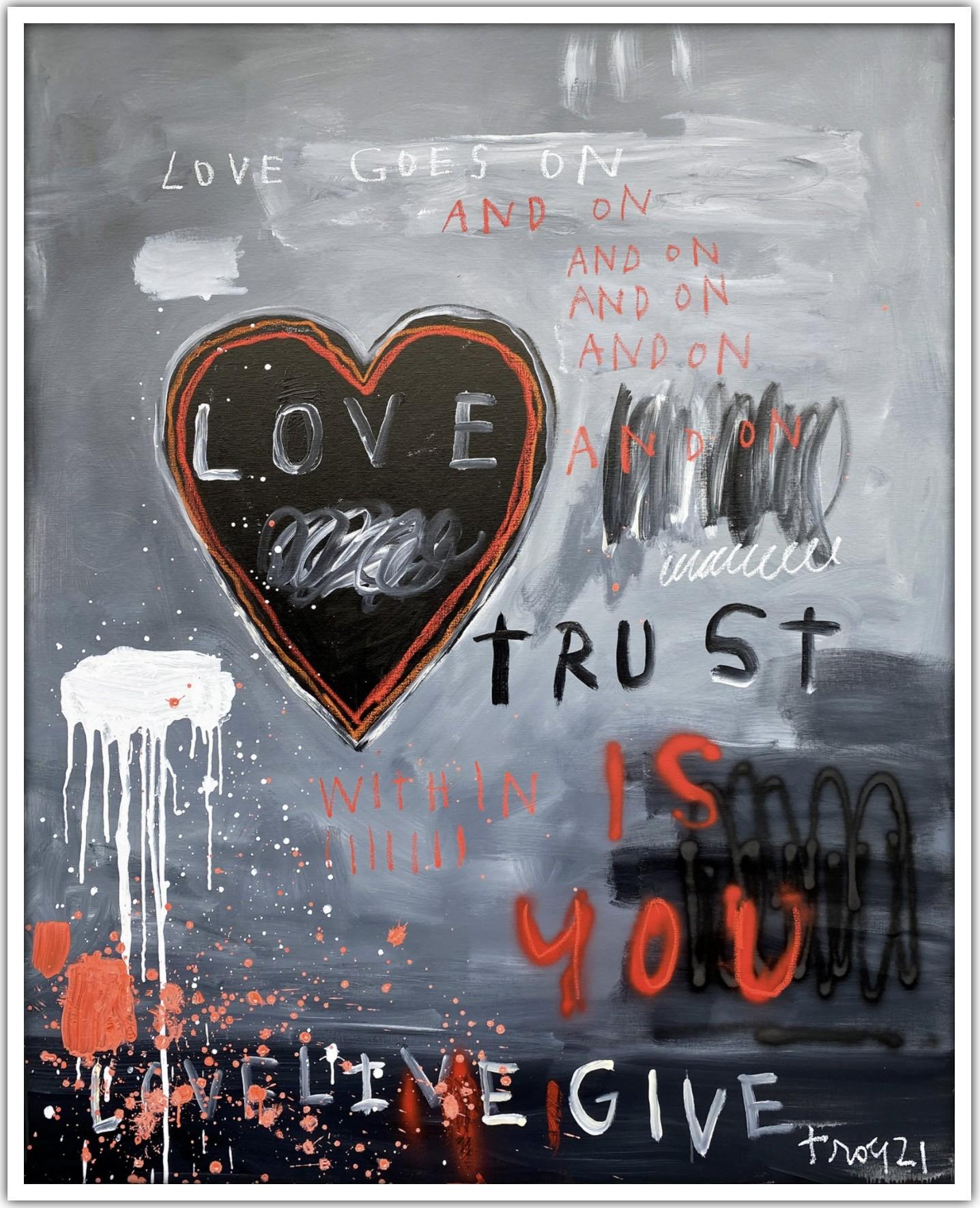 Troy Henriksen - Heart - Love goes on