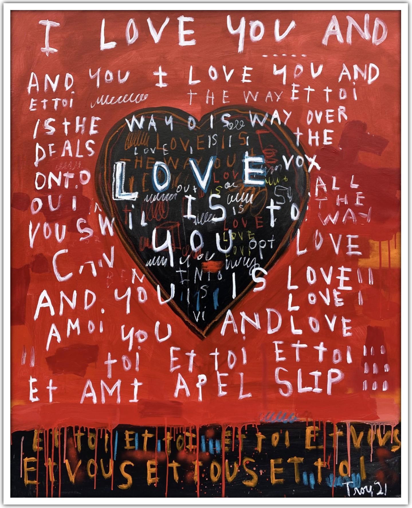 Troy Henriksen - Heart Love is you